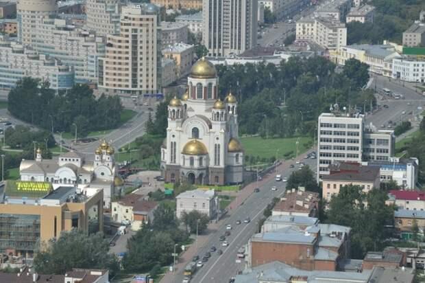 В Екатеринбурге на рынке произошла перестрелка