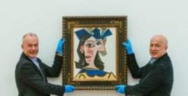 Картину Пикассо разыграют в социальных сетях