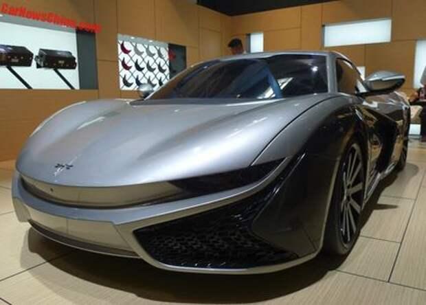 10 китайских спорткаров: валят ли клоны?