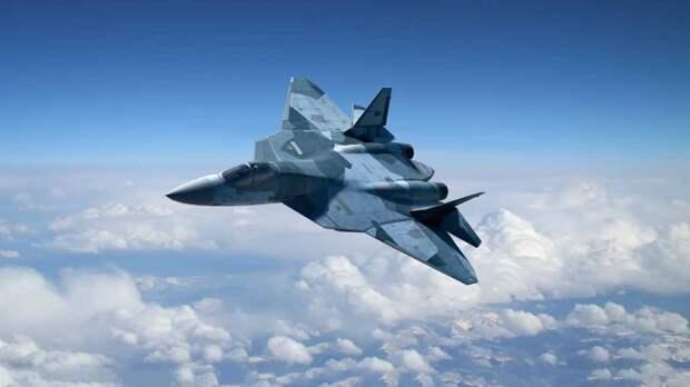 Новый экземпляр Су-57 совершил свой первый полет, — источник