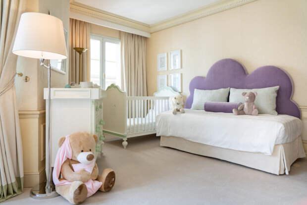 Первый детский дизайнерский сьют в Монако в отеле Metropole Monte-Carlo