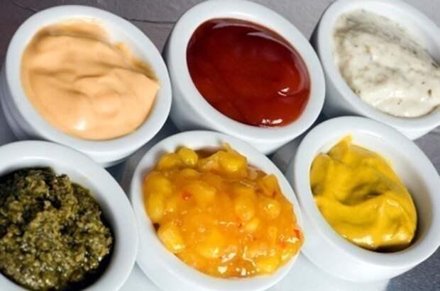 7 изумительных домашних соусов на любой вкус !