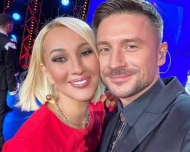 Сергей Лазарев поздравил Леру Кудрявцеву