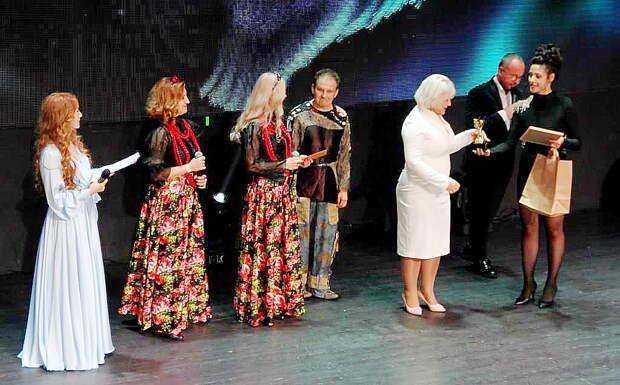 V торжественная церемония вручения наград победителям Ежегодной Международной телевизионной премии «Лотос»