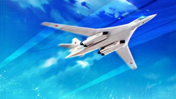 Стало известно о разработке сверхсекретной ракеты для Ту-160