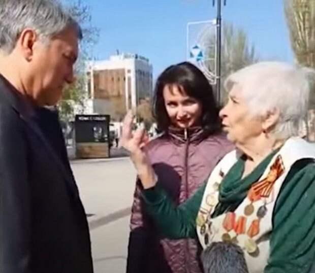 «Убавьте вранье, люди все видят»: пенсионерка из Саратова пожаловалась Володину на коррупцию, путинские выплаты и ложь