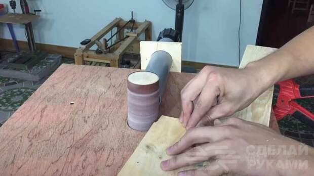 Как сделать шпиндельный шлифстанок своими руками