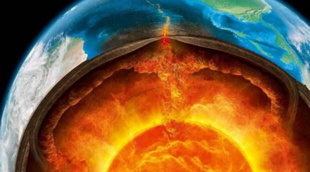 Что вы увидите на пути к центру Земли