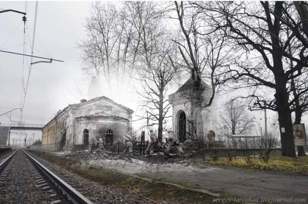 226438 original 800x531 Ленинград 1944 / Санкт Петербург 2014: К годовщине освобождения