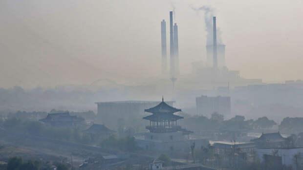Виновником будущей глобальной катастрофы назвали Китай