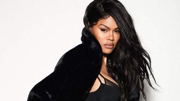 Журнал MAXIM назвал афроамериканку самой сексуальной женщиной мира