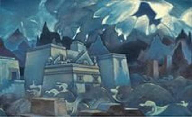 Атлантида - тайна двух цивилизаций