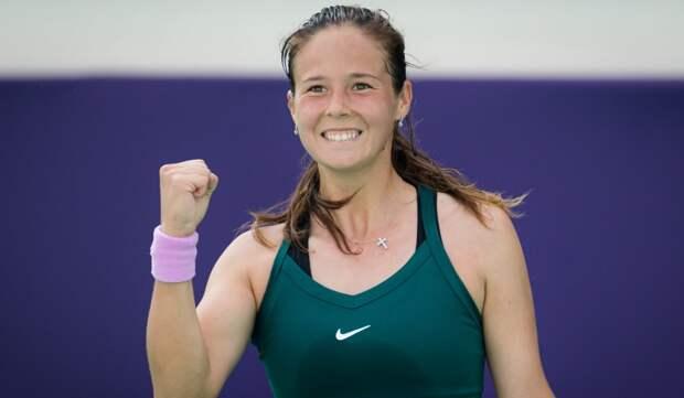 Победу в теннисном турнире в Мельбурне одержала россиянка Дарья Касаткина