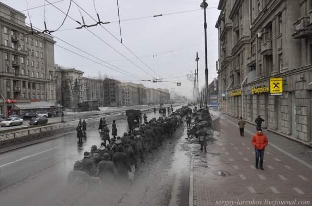 227828 original 800x531 Ленинград 1944 / Санкт Петербург 2014: К годовщине освобождения