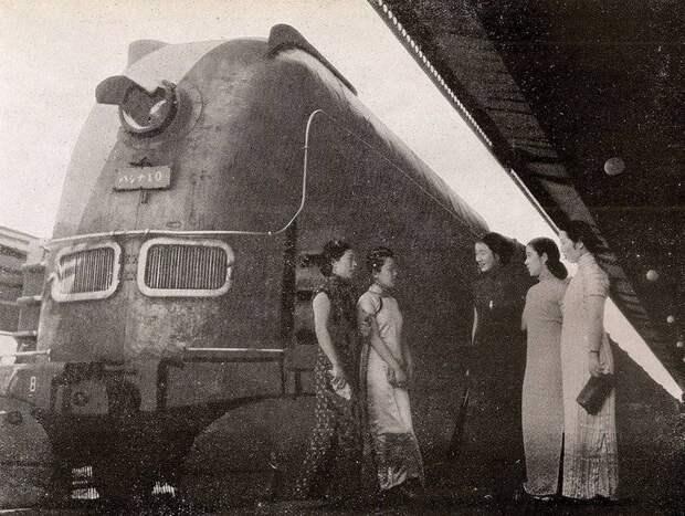 Маньчжурские пятилетки японской военщины