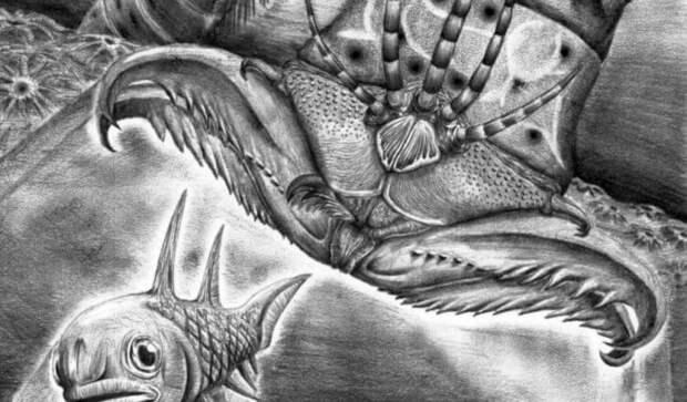 Гигантские черви древности — какими они были