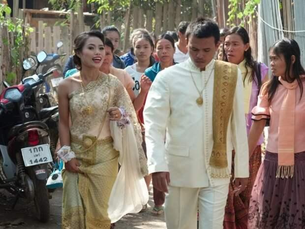 Тайская свадьба. Автор:  David Longstreath.
