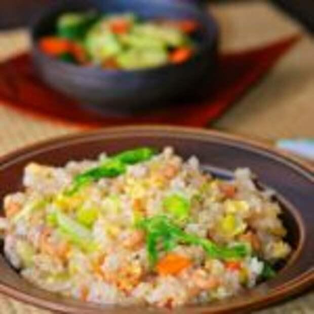 Тяхан/Chahan (японская кухня)