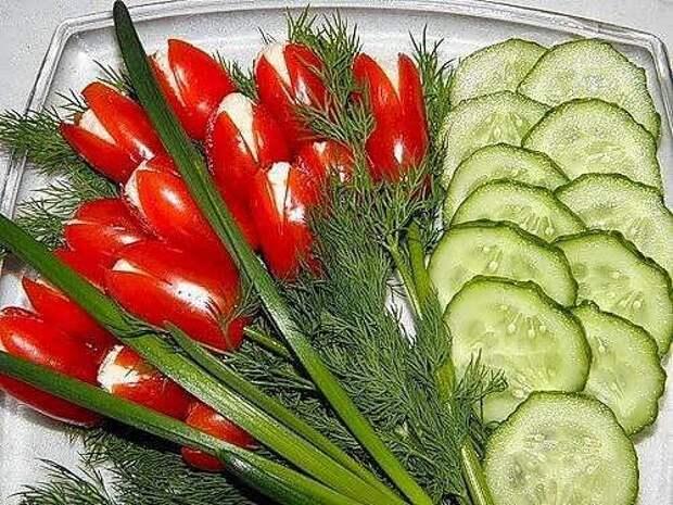 овощная нарезка-15