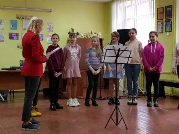 Неделя вокального творчества прошла в Центре допобразования детей и молодежи Бобруйска.