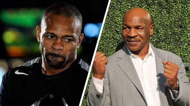 Бой Майка Тайсона против Роя Джонса-младшего состоится 12 сентября