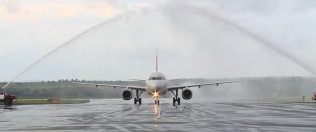 ИзВладикавказа открыли прямые рейсы вКаир, Ереван иСимферополь
