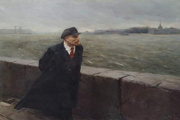 Историк: Ленин— личность всемирного масштаба