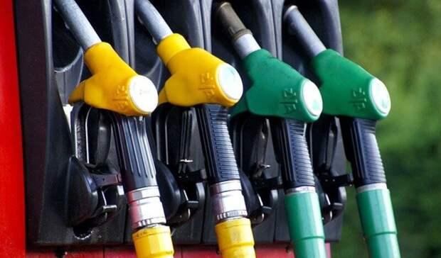 Цены на бензин продолжают снижаться в Петрозаводске