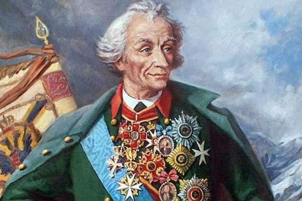Как Суворов предателям австрийцам отомстил