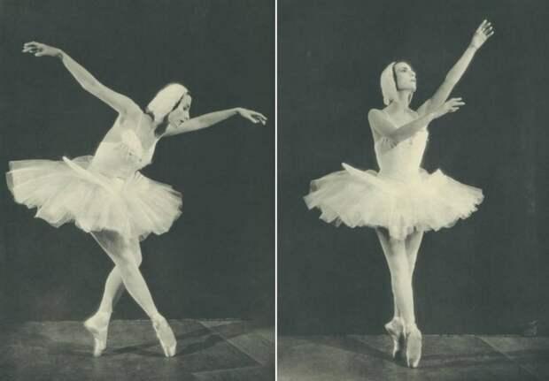 Легендарная балерина русской эмиграции | Фото: inieberega.ru и liveinternet.ru