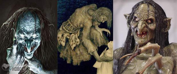 Десятка самых жутких историй из британского фольклора