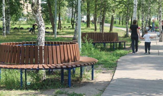 ВБашкирии начали обновлять старинный Шоттовский парк