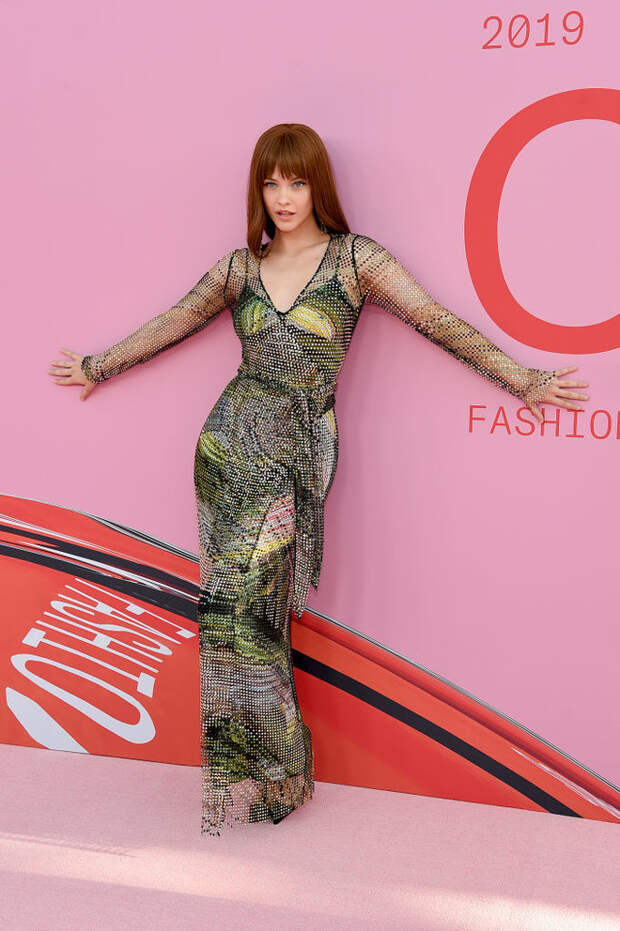 Сенсационно: 23 сексуальные супермодели на премии CFDA Fashion Awards (фото 10)