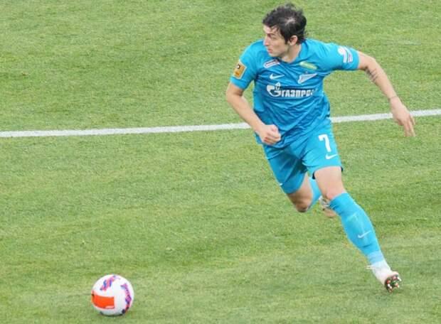 «Милан» и «Рома» ждут Азмуна следующим летом свободным агентом. Есть ли у «Зенита» шанс сохранить нападающего в своих рядах?