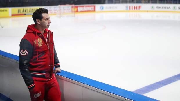 Как Роман Ротенберг играет мускулами. Сборная России пытается запугать шведов составом с Тарасенко и Орловым