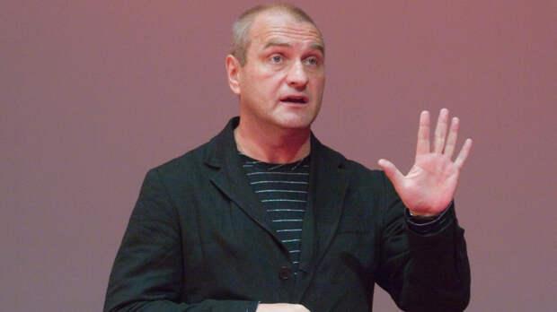 "Александр Балуев о побеге из Голливуда: ""Пора... Иначе деградирую"""