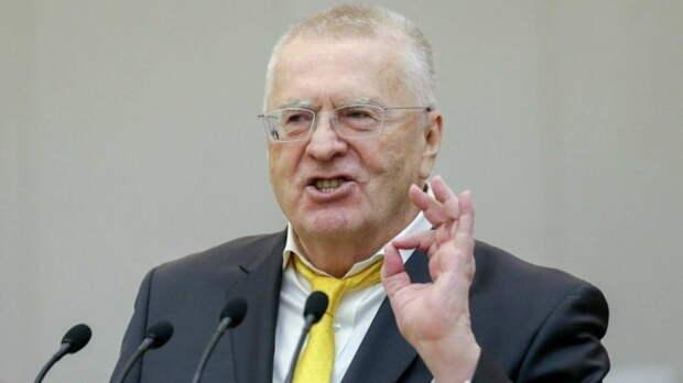 Дополнительную неделю отдыха предложил дать россиянам Жириновский