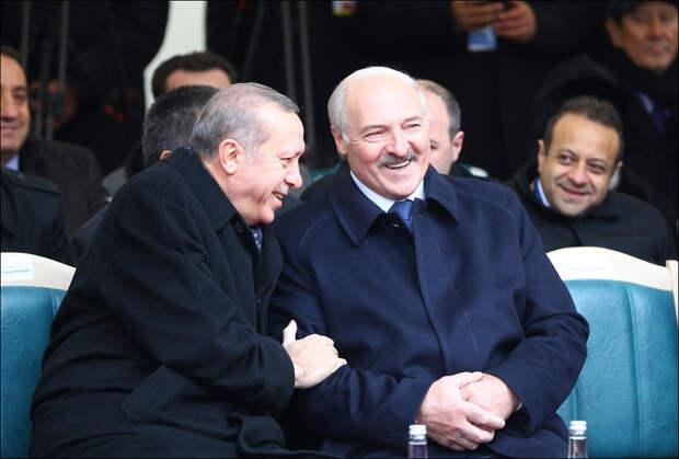 Эрдоган подсказал Лукашенко, как отомстить Евросоюзу