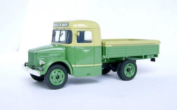 ГАЗ-651 авто, автодизайн, газ, запорожец, моделизм, модель, москвич, советские автомобили