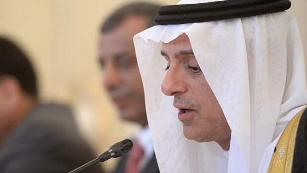 Саудовская Аравия ожидает снятия санкций с России в ближайшее время