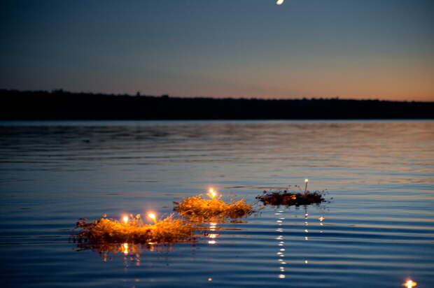 7 июля день Ивана Купалы .Народные традиции и приметы .