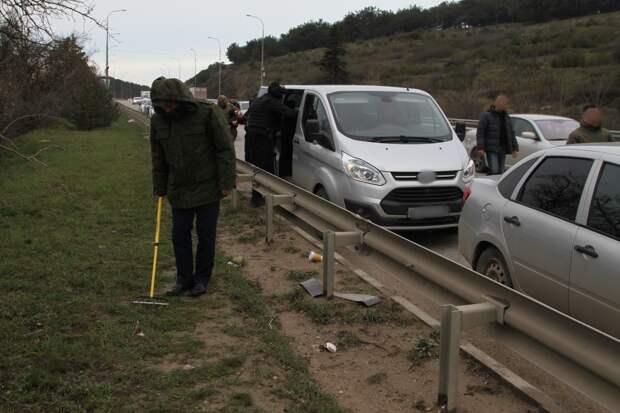 В Крыму задержали банду похитителей. Фото, видео