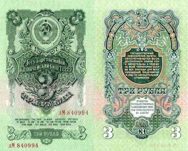 Денежная реформа в СССР 1947 года