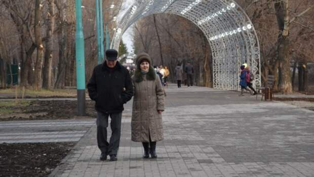 В Алтайском крае завершается голосование за благоустройство городских территорий