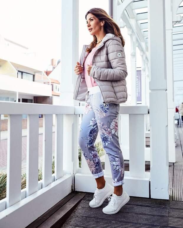 Осенний casual 2019 для женщин 40-50 лет фото 5