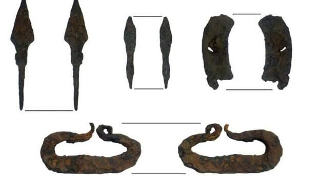 На Куликовом поле под Тулой обнаружили фрагменты средневекового оружия