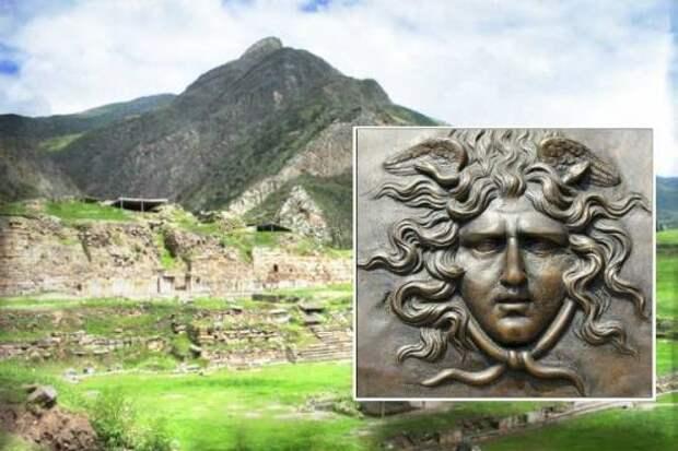 В греческой легенде описано место в Перу: древние контакты?
