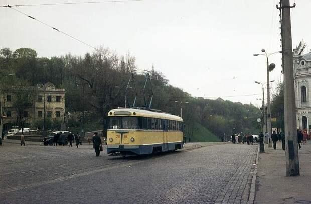 Киев середины прошлого века