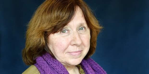 Нобелевского лауреата Алексиевич исключили из международного клуба литераторов