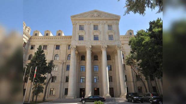 МИД Азербайджана отреагировал на обращение Армении в ОДКБ